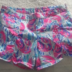 Lilly Pulitzer Shorts - Shorts